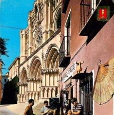 Postales: EM1270 CUENCA - ALFARERIA TIPICA Y CATEDRAL 1971 - FISA Nº2. Lote 277556588
