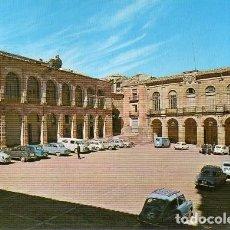 Postales: ALCARAZ - 2006 AYUNTAMIENTO, ,ARCO DE AHORI Y LONJA DE REGATERÍA. Lote 277682623