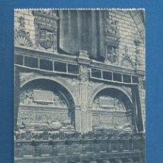 Postales: POSTAL SIN CIRCULAR TOLEDO 112 CAPILLA DE LOS REYES NUEVOS EDITA GRAFOS. Lote 278283143