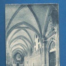 Postales: POSTAL SIN CIRCULAR TOLEDO 107 CLAUSTRO DE LA CATEDRAL EDITA GRAFOS. Lote 278284568