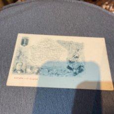Postales: CUENCA - ANTIGUA POSTAL ESPAÑA 17 CUENCA 14X9 CM . REVERSO SIN DIVIDIR. Lote 278812188