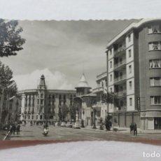 Postales: POSTAL ALBACETE PLAZA DE GABRIEL LODARES AÑOS 60. Lote 279348183