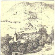 Postales: RIOPAR (ALBACETE) - RESTAURANTE PUERTA DEL ARCO - ANV. GRABADO REALES FÁBRICAS - 150X106 - INÉDITA E. Lote 279588888