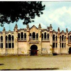 Postales: ALBACETE - PLAZA DE TOROS - ED. ARRIBAS Nº 2012 - 153X107 MM. - RARA. Lote 280119063