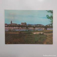 Postales: POSTAL TALAVERA DE LA REINA. PUENTE NUEVO SOBRE EL TAJO (TOLEDO) ESCRITA 1966. Lote 280313408