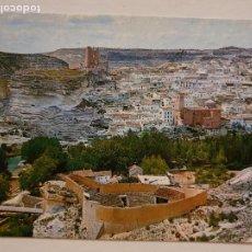 Cartoline: ALCALÁ DEL JÚCAR - VISTA PARCIAL Y PLAZA DE TOROS - ALBACETE - LAXC - P59380. Lote 281825268