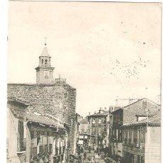 Postales: TALAVERA DE LA REINA (TOLEDO) C.DE CARNECERÍAS. (RUIZ DE LUNA,12 TONO VERDE).. Lote 284621263