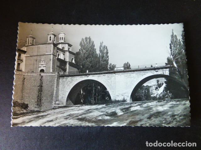 CUENCA PUENTE DE SAN ANTON Y ERMITA DE NUESTRA SEÑORA DE LA LUZ (Postales - España - Castilla La Mancha Antigua (hasta 1939))