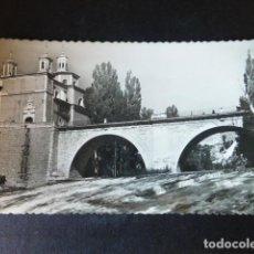 Postales: CUENCA PUENTE DE SAN ANTON Y ERMITA DE NUESTRA SEÑORA DE LA LUZ. Lote 285065618