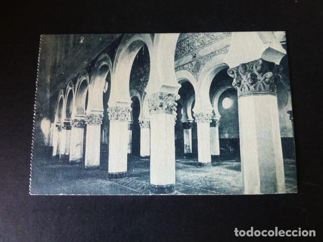 TOLEDO SANTA MARIA LA BLANCA (Postales - España - Castilla La Mancha Antigua (hasta 1939))