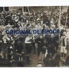 Postales: (PS-66187)POSTAL FOTOGRAFICA DE ALBACETE-FIESTAS POPULARES.FOTO LUIS ESCOBAR. Lote 285618093