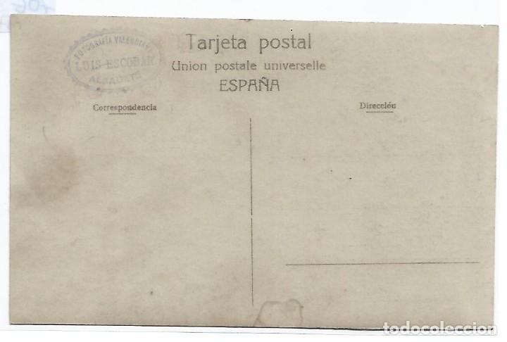 Postales: (PS-66187)POSTAL FOTOGRAFICA DE ALBACETE-FIESTAS POPULARES.FOTO LUIS ESCOBAR - Foto 2 - 285618093