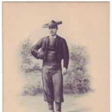 Postais: TOLEDO, CIUDAD REAL, ALBACETE: MANCHEGO. ROMO Y FÜSSEL. SIN DIVIDIR. NO CIRCULADA (ANTERIOR A 1905). Lote 286802148