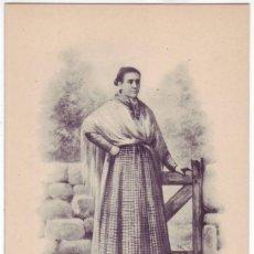 Postais: TOLEDO, CIUDAD REAL, ALBACETE: MANCHEGA. ROMO Y FÜSSEL. SIN DIVIDIR. NO CIRCULADA (ANTERIOR A 1905). Lote 286802273