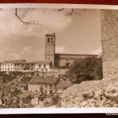 Postales: ANTIGUA FOTOGRAFIA DE TORIJA (GUADALAJARA), MIDE 18 X 12 CMS. EXCEPCIONAL. Lote 287212883