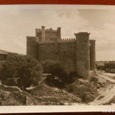 Postales: ANTIGUA FOTOGRAFIA DE TORIJA (GUADALAJARA), MIDE 18 X 12 CMS. EXCEPCIONAL. Lote 287212988