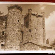 Postales: ANTIGUA FOTOGRAFIA DE TORIJA (GUADALAJARA), MIDE 18 X 12 CMS. EXCEPCIONAL. Lote 287213048