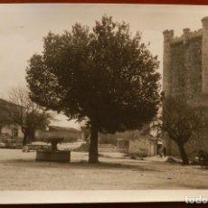 Postales: ANTIGUA FOTOGRAFIA DE TORIJA (GUADALAJARA), MIDE 18 X 12 CMS. EXCEPCIONAL. Lote 287213183