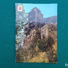 Postales: POSTAL CUENCA - CASAS COLGADAS. Lote 287233183