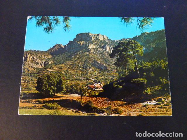 BALNEARIO DE TUS ALBACETE (Postales - España - Castilla La Mancha Antigua (hasta 1939))