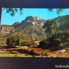 Postales: BALNEARIO DE TUS ALBACETE. Lote 287256723