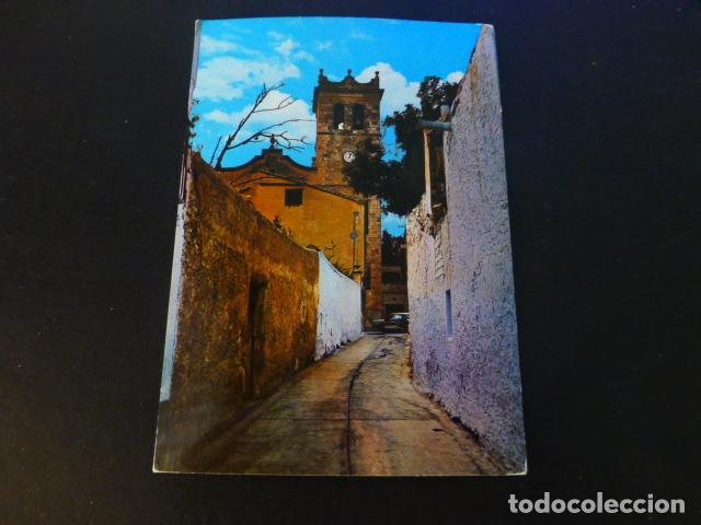 CAUDETE ALBACETE (Postales - España - Castilla La Mancha Antigua (hasta 1939))