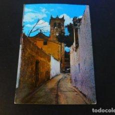 Postales: CAUDETE ALBACETE. Lote 287256753