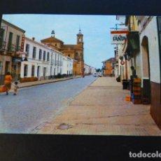 Postales: MORAL DE CALATRAVA CIUDAD REAL. Lote 287257068