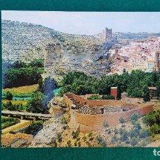 Postales: POSTAL ALCALA DEL JUCAR (1976) ALBACETE. Lote 287314543