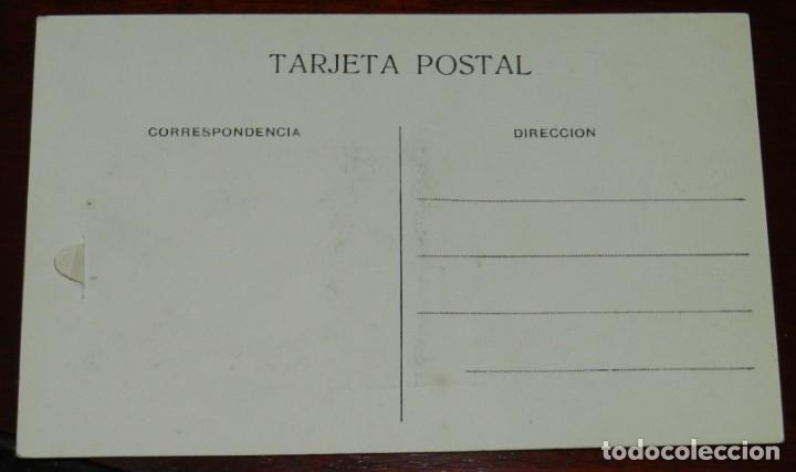 Postales: POSTAL RECUERDO DE GUADALAJARA, VISTAS DESPLEGABLES AEROSTACION ACADEMIA INGENIEROS, EXCELENTE ESTAD - Foto 3 - 287420078