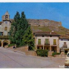 Postales: EM2004 ATIENZA PLAZA DE ESPAÑA 1969 FITER Nº9954 SEAT 600. Lote 287560613