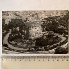 Postales: POSTAL. ALCALÁ DEL JÚCAR. PANORÁMICA. FOTOS MONEDERO. AÑO 1959.. Lote 287855433
