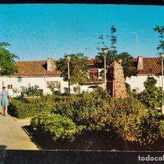 Postales: ALMADEN - CIUDAD REAL - PLAZA WALDO FERRER. Lote 288442478