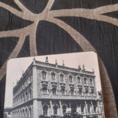 Postales: ANTIGUA POSTAL FOTOGRAFÍCA ,GRAN HOTEL CASTILLA, TOLEDO, FOTOGRAFÍA J.ROIG. Lote 288485848