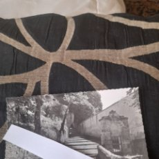 Postales: ANTIGUA POSTAL FOTOGRAFÍCA, BAJADA DE LAS ANGUSTIAS, CUENCA. Lote 288489108