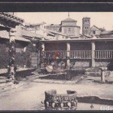 Postales: 17. TOLEDO - CASA DEL GRECO - JARDÍN. Lote 288551333