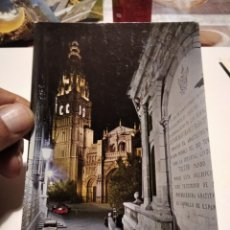 Postales: POSTAL TOLEDO CALLE TÍPICA. Lote 288567353