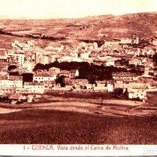 Postales: CUENCA - VISTA DESDE EL CERRO DE MOLINA. Lote 288684053
