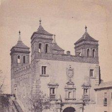 Postales: TOLEDO, PUERTA DEL CAMBRÓN INTERIOR. ED. H.A.E. MADRID. SIN CIRCULAR. Lote 288723778