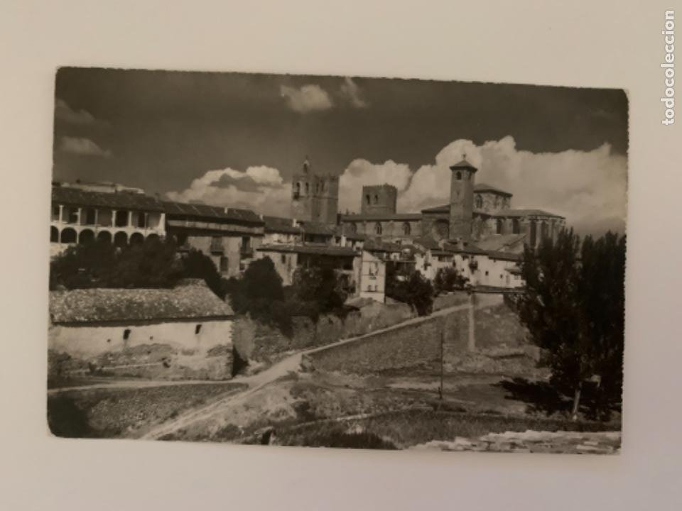 SIGÜENZA - VISTA PARCIAL - 32 (Postales - España - Castilla la Mancha Moderna (desde 1940))