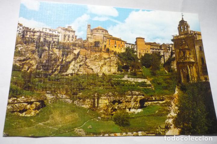 POSTAL CUENCA HOZ DEL HUECAR (Postales - España - Castilla la Mancha Moderna (desde 1940))
