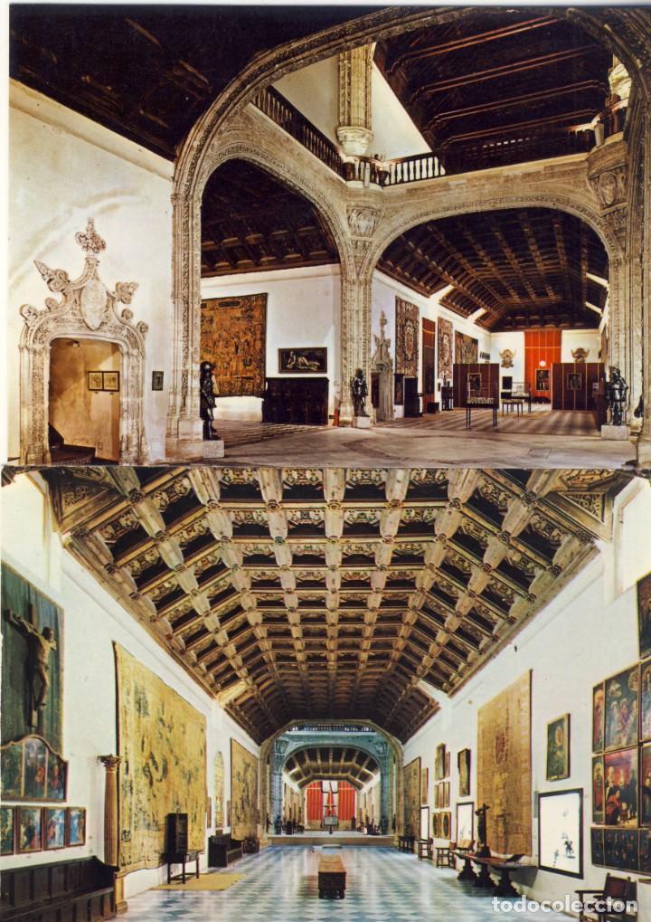 TOLEDO.- MUSEO DE SANTA CRUZ.- (Postales - España - Castilla la Mancha Moderna (desde 1940))