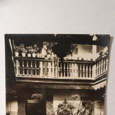 Postales: TOLEDO/ II PATIO DEL GRECO/ SIN CIRCULAR/ ORIGINAL DE ÉPOCA/ *REF.A.17*. Lote 290109618