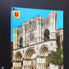 Postales: CUENCA CATEDRAL FACHADA. Lote 291059913