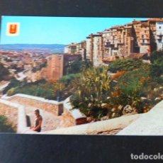 Postales: CUENCA MIRADOR DE SAN MARTIN. Lote 291060003