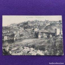 Postales: POSTAL DE TOLEDO. Nº48 VISTA PANORAMICA. UNION POSTAL UNIVERSAL. ORIGINAL.. Lote 291208328