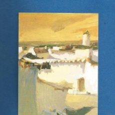 Postales: POSTAL SIN CIRCULAR ACUARELA FE FRANCISCO VALBUENA (CAMPO DE CRIPTANA). Lote 293227623