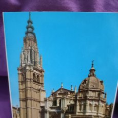 Postales: ALBUM DE 21 POSTALES DE TOLEDO. Lote 293315753