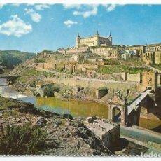 Postales: LOTE DE 2 POSTALES ANTIGUAS DE TOLEDO SIN CIRCULAR- EDITA FARDI- Nº 130 Y 178- DETALLE. Lote 293474213