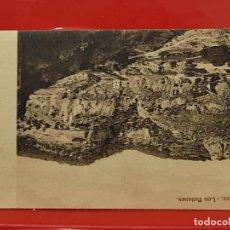 Postales: ALCARAZ BATANES CLICHES PEDRO ROMAN CASA GARCIA ALBACETE SC ORIGINAL. Lote 293931203